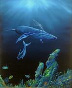海底のモアイ像2