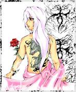 龍と薔薇、