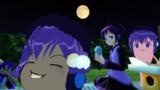 デフォ子さんとお月見
