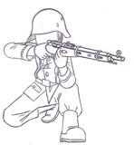 ドイツ国防軍ライフル兵【kiv91ver.】
