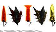 イフリートマロウver1.5と同系列武器