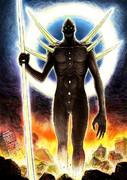 巨いなる兵の神