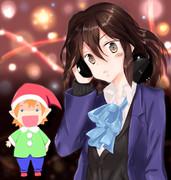 稲葉姫子&妖精さん!