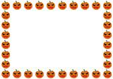 【背景素材272】ハロウィン2