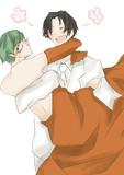 高尾さんと緑さん2