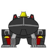 超忍獣ゴッドガンマー ケロ帽装備