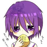 フリーアイコン・紫原