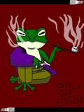 切り絵師 Mr.Frog