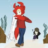 【ドリクリ】海底