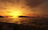 sunset - 20121008