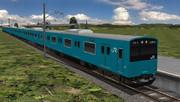 201系神戸線 オブジェクト