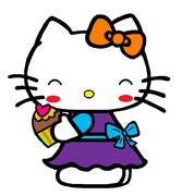 キティ  ~おやつ いただきます♪~ その3