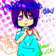 【おめでとう!!】紫原君happy birthday!!