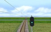 製作中のクソ路線「木霊電鉄」3:緑地公園~新池駅間