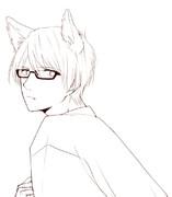 ※狐耳注意※真ちゃん線画