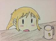 【日常】はかせのイラストを描いてみたっ!