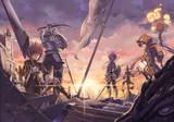黄昏に泥む戦場