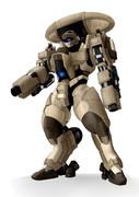 砲撃特化型パワーローダー