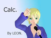 LEONでCalc.