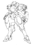 タカスLD社デモンストレーター「X-V」