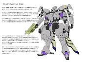 キマイラ専用パワーローダー XX-xc2'(Type:FourArms)