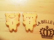 (´・ω・)顔文字さんクッキー&お知らせ ( ・ω・`)