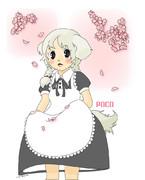 桜とぽこ~愛犬のためならMinecraft ~