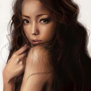 ガチで安室奈美恵描いてみた