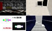【初音ミク】 triangle△monster 【MMD-PV】使用ステージセット