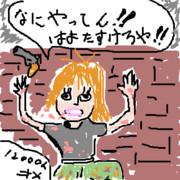 バイオハザード6 12000人記念イラスト(●・ω・●)
