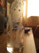SAOのアスナ彫ってみた