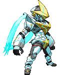 ガンヴァレル ドット絵 Robotics;Notes