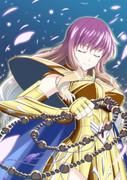 東方黄金聖闘士 乙女座の白蓮