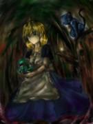 【魔女の家】少女と黒猫とときどきカエル