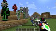 【Minecraft】ロボ?系オリジナルskin