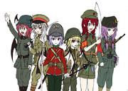 東方世界大戦