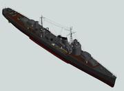 駆逐艦「秋月」型 2