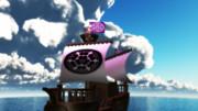 利きアニキ静止画②-1「船の上の元親」♥