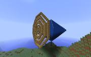 【Minecraft】ラミエルを作ってみた
