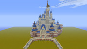 [Minecraft]あるおとぎの国のお城