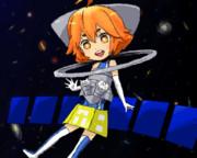 赤外線天文衛星「あかりちゃん」