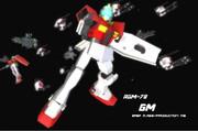 【MMD】RGM-79 GM