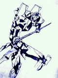 【エヴァ】汎用人型決戦兵器 人造人間エヴァンゲリオン 零号機【TV版】