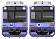 横浜高速鉄道Y500描いてみたぉ(^ω^)⊇
