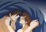 高野さんの「触って」///