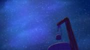 井戸と夜空
