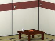 【3Dモデル】和室