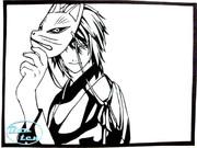 【切り絵】狐邑祐一 2【緋色の欠片】
