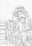 表紙「文学少女の夢」