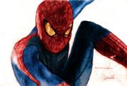 アメイジング・スパイダーマン 描いてみた